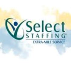 select staffing new